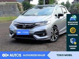 [OLXAutos] Honda Jazz 2017 RS 1.5 A/T Silver #Toko Mobil