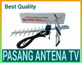 Jasa Pasang Sinyal Antena TV Perpaket