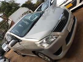 Toyota Innova 2.0 G4, 2012, Diesel