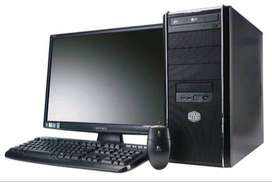 Offer price At the End Of The Year Stock Clearance Dual core computer