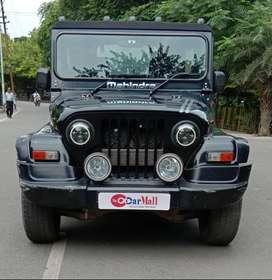 Mahindra Thar CRDe 4x4 AC, 2016, Diesel
