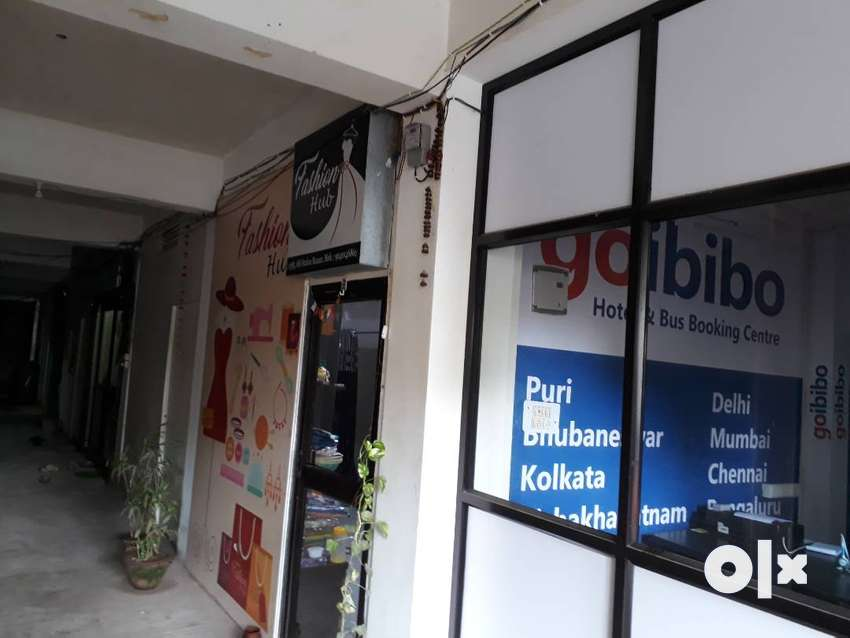 Shop/office for rent in Budheswari Colony, station bazaar 0