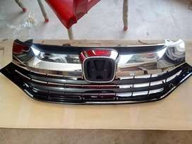 honda fit shuttle gp7 fr show grill