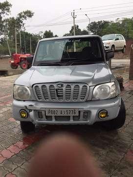Mahindra Scorpio 2003 Diesel Good Condition