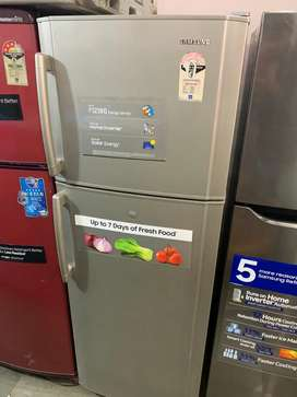Samsung double door fridge 9500/-