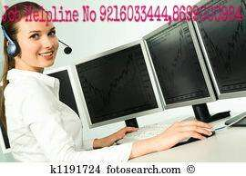 clerk job in mohali 92I6O- 33444