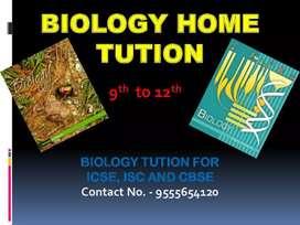 Biology Home Tution