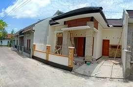 Rumah baru BONUS Pajak, Balik Nama,Biaya Notaris di Purwomartani