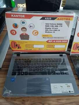 Kredit Laptop ASUS A407MA