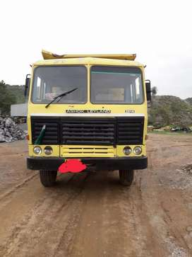 Ashok leyland used tipper