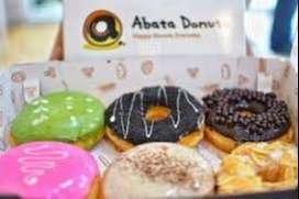 Lowongan Kerja sebagai pramusaji dan outlet di  Abata Donuts