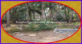 3 cents residential land for sale in near Cotton Mill,  Thiruvannur