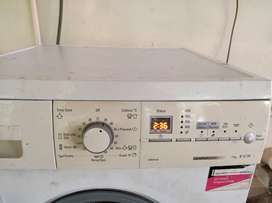 Siemens  E 12-36 Fully automatic front load washing machine