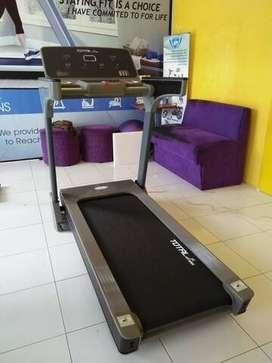 Alat Fitness Treadmill Elektrik TL 166