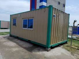 Office Containers/ farm house containers/ living cabins/ porta cabin