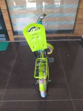 Green cycle fo r5-6 year child