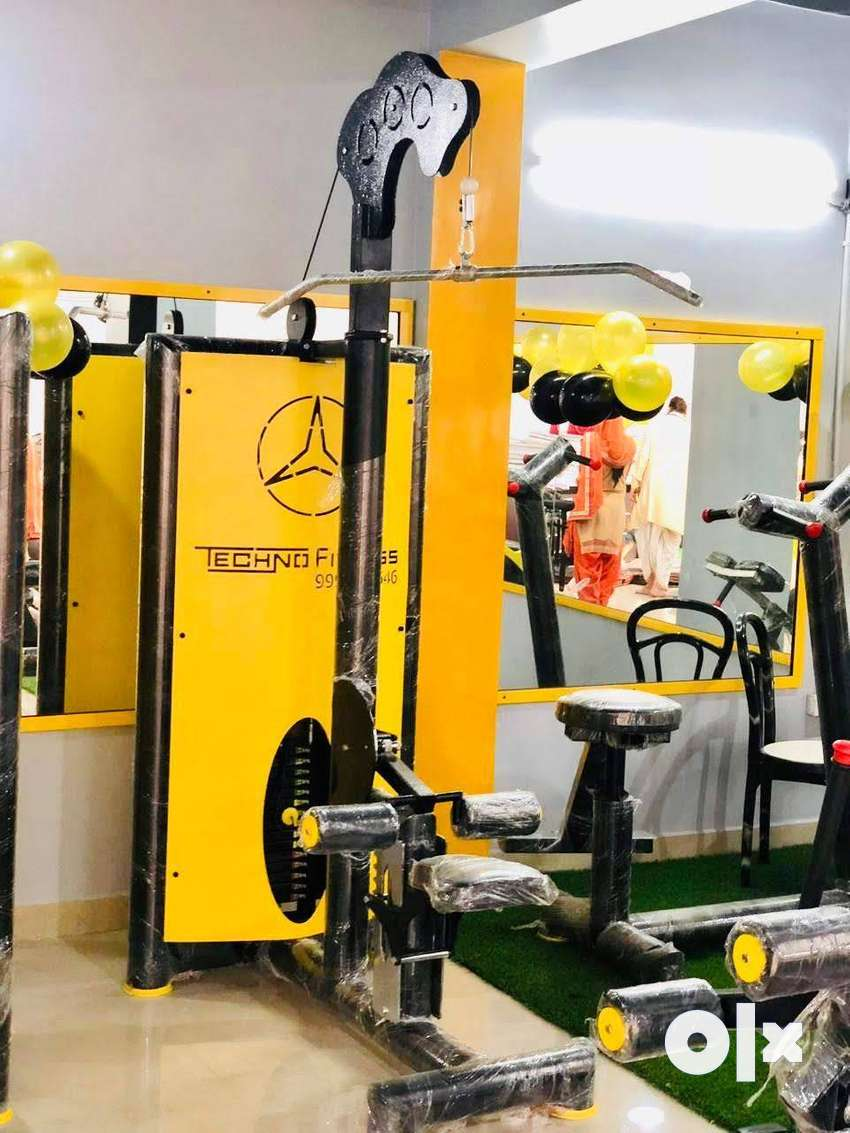 Commercial Gym Equipments Manufacturing Company 0