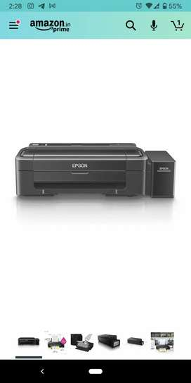 Epson L1300, A3 and A4 printer