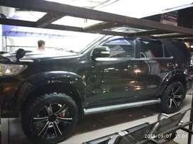 Kredit Velg Mobil Tipe HSR Seven Ring 20 Untuk Fortuner Pajero Ranger