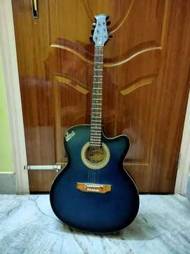 Well maintained guitar (brand signature)