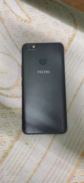 Tecno camon i click  (4,64),2 month warranty left