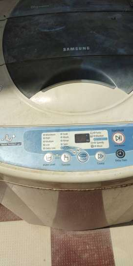 Samsung washing machine, 6kg, good condition,fully automatic
