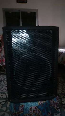 speaker with mic new condition