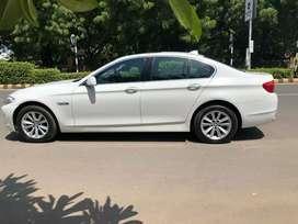 BMW 520d Special Interior