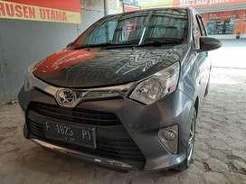Toyota Calya G 2017 Manual Kondisi Istimewa KM Rendah