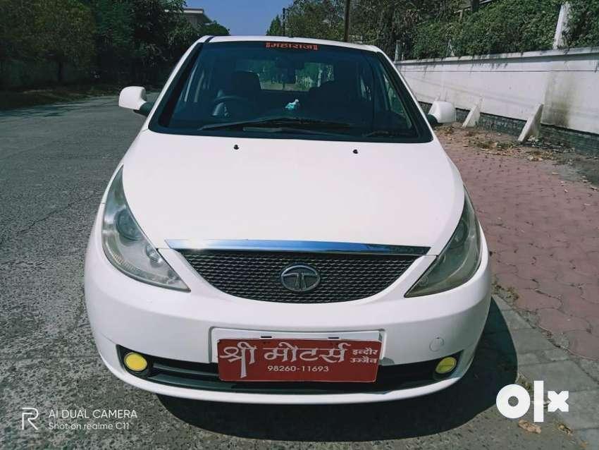 Tata Indica Vista 2008-2013 Quadrajet LX, 2012, Diesel