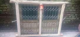 Sagwan window
