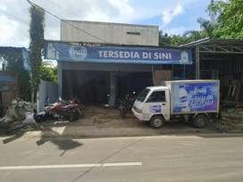 Driver/ helper gallon dan smallpack oasis