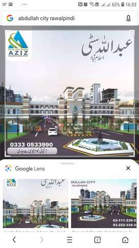 File for sale in Abdullah City