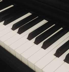 Kursus Les Privat Piano dan Keyboard