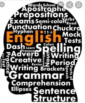 ENGLISH COACH! HONE YOUR ENGLISH, WRITTEN/SPOKEN, DEVELOP AN ACCENT!