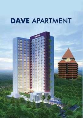 DIJUAL MURAH!Dave Apartement Depok Samping UI..Full Furnished!