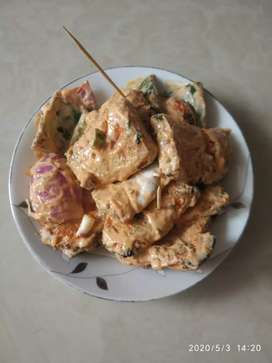 Tandoor indian chef ,