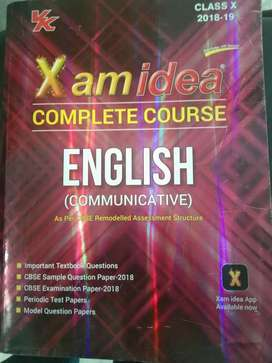 English exam idea full course class 10th
