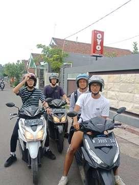 Rental sepeda motor probolinggo