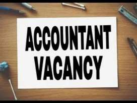 Female Accountant, inventory manager Required