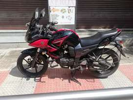 Auto india fazar Yamaha FZS Showroom condition up to date document