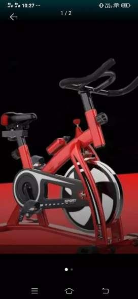 Wekend sport spining bike terbaru