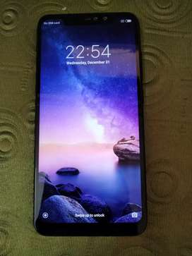 Mi note 6pro 4/64 good condition