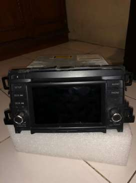 Headunit original cx5 2012
