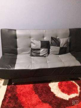 Sofa bad dgn 2 bantal