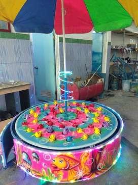 PROMO pancingan Ikan Elektrik Magnet Kering Odong Peluang Usaha mainan