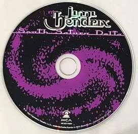 CD audio ori Jimi Hendrix South Saturn Delta (blues/rock - no box)