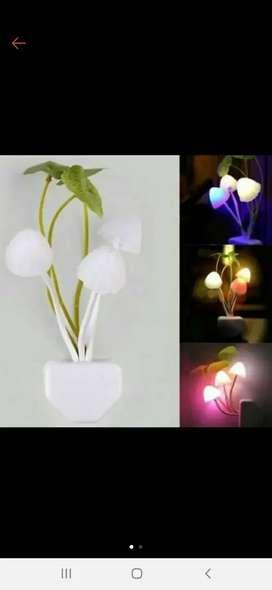 Lampu Jamur Dengan Sensor Cahaya