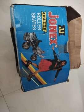 Jonex Roller Skates with Safety Gear