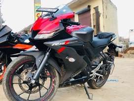 R15 v3 abs new condition bike 35 din chli h bss urgent sall